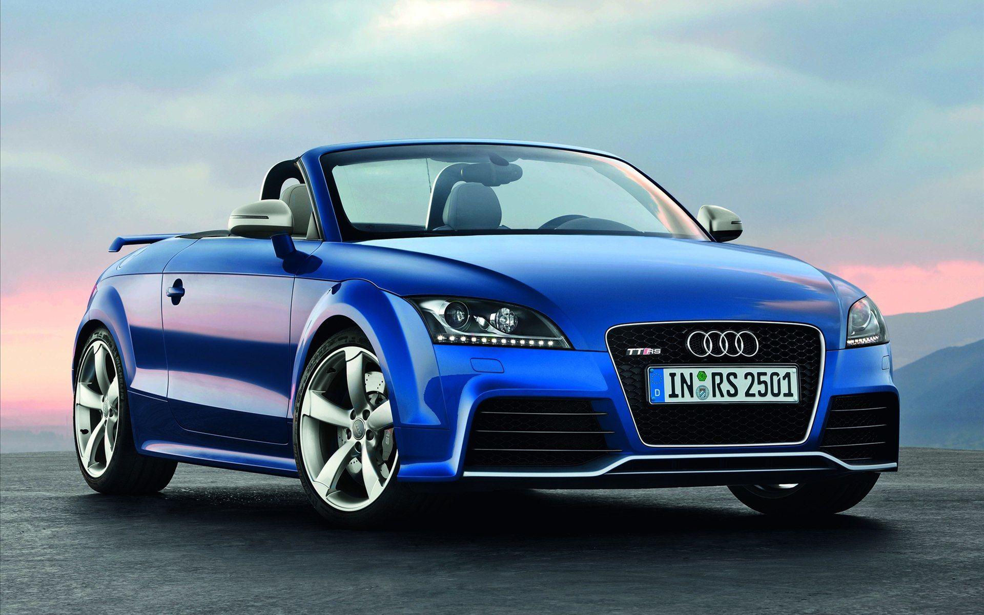 Blue Audi TT RS Car Picture The Auto Spot Pinterest Car - Audi car insurance