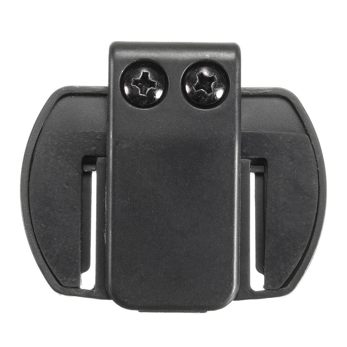 Intercom InterphonE-mount Clip for LX-R3 & R6 Motorcycle Intercom Headset