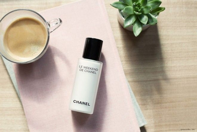 how to use chanel le weekend