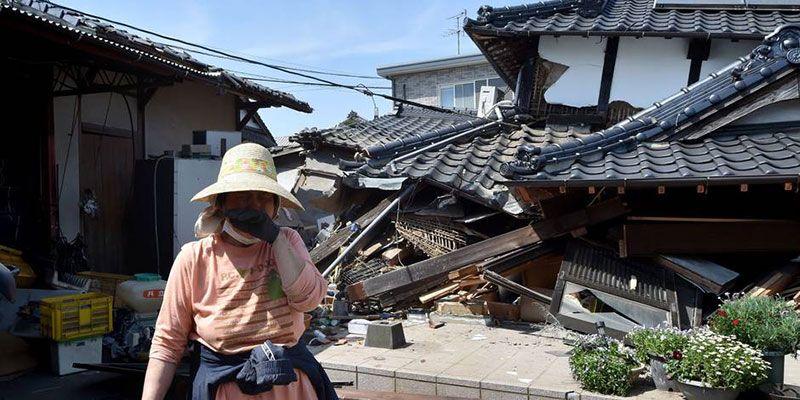 Tremblement de terre au Japon: au moins deux morts et de gros dégâts