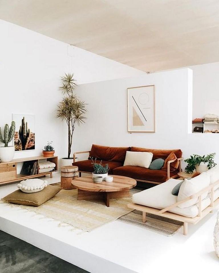 45 Incredible Winter Living Room Design For Inspiration Minimalist Living Room Decor Scandinavian Design Living Room Modern Minimalist Living Room