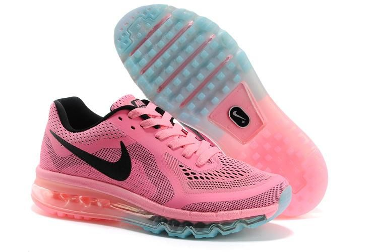 Wmns Nike Air Max 2014 Pink Black Shoes are cheap sale on our website. Shop  the stylish wmns air max 2014 pink shoes now!
