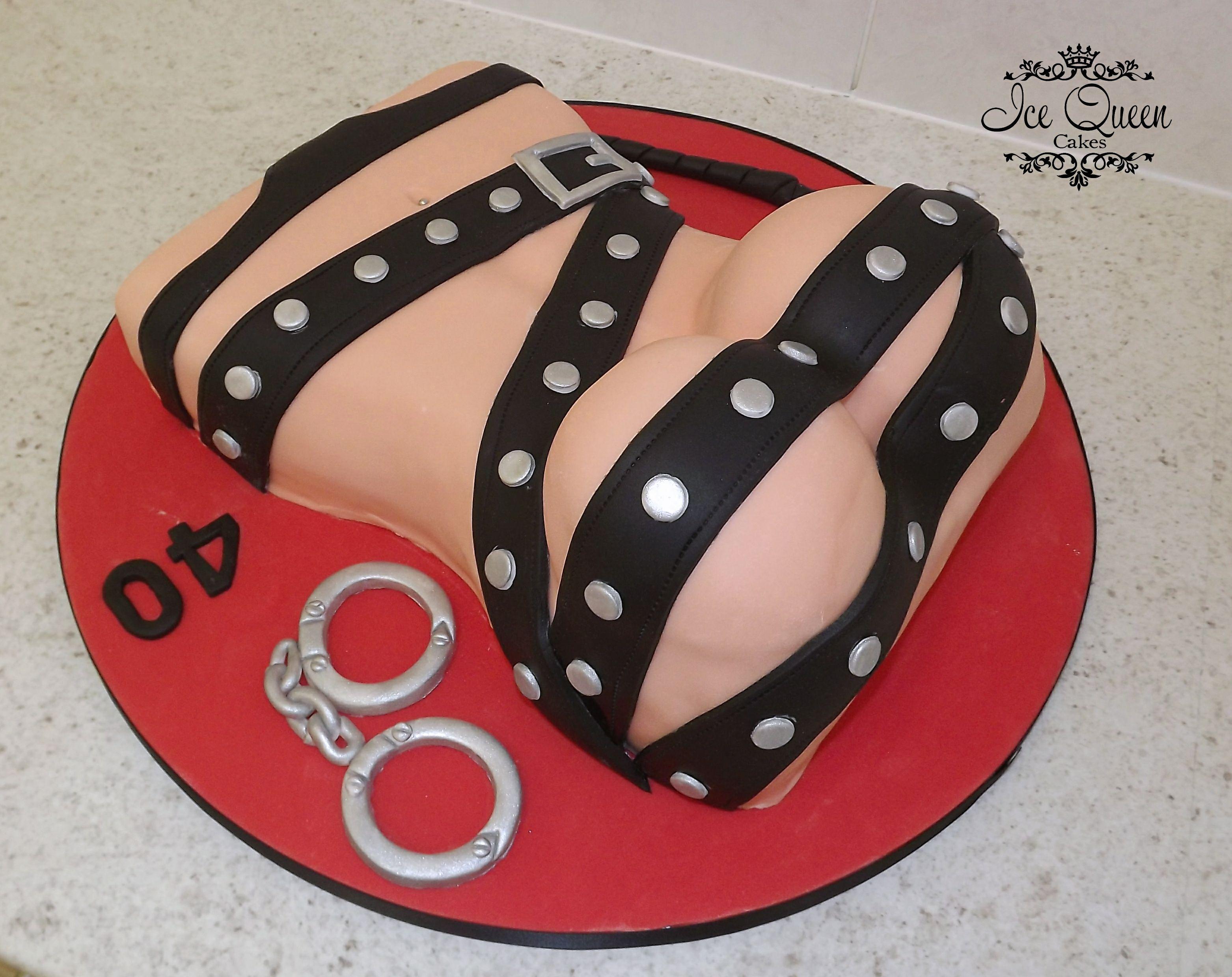Custom erotic cakes