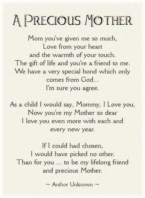 Mothers day poem thanks mom miss you xoxo courtesy of mothers mothers day poem thanks mom miss you xoxo courtesy of altavistaventures Images