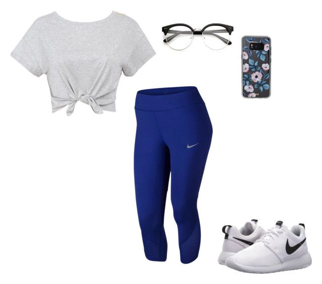 """""""Untitled #130"""" By Its-me-rose On Polyvore Featuring NIKE"""