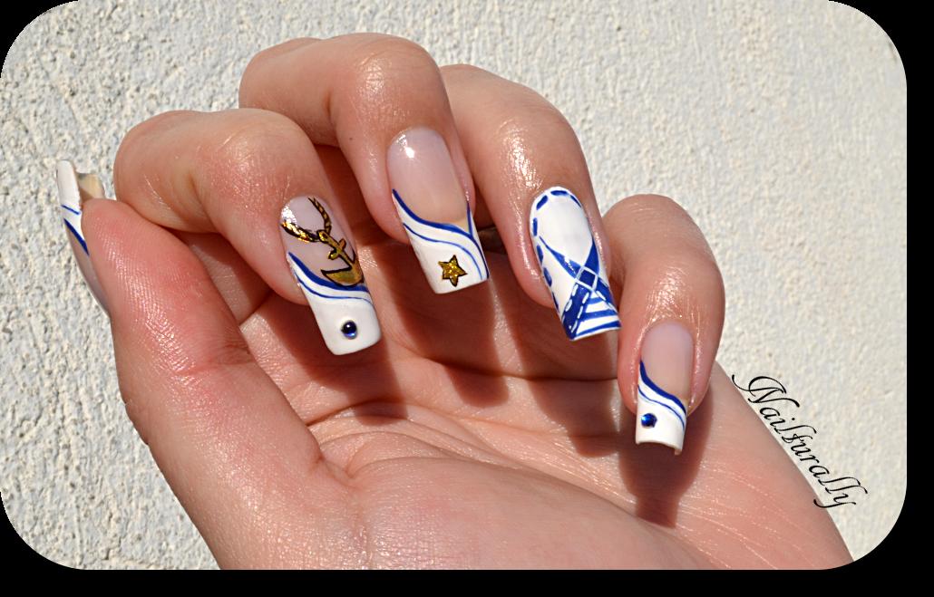 nail shop paris nails | kinetics nails - nail art marin nail art ...