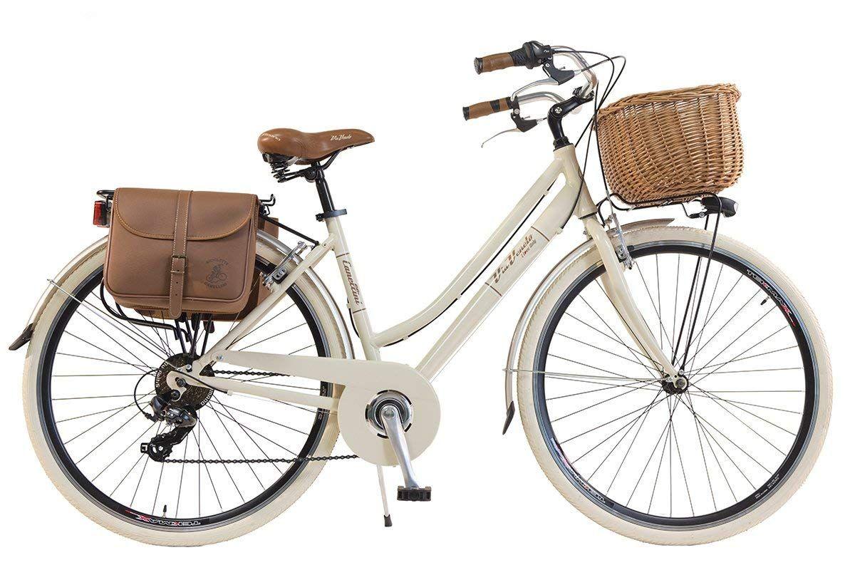 Via Veneto By Canellini Fahrrad Rad Citybike Ctb Frau Vintage