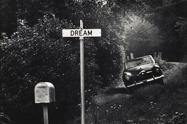 W. Eugene Smith - Dream Street. Pittsburgh, Pennsylvania, 1955