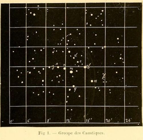 Fig 1 Group Of Stars Les Etoiles 1895 Nemfrog Astronomy Space Stars Stars At Night