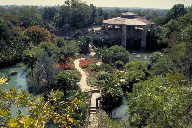 The Japanese Tea Garden In San Antonio, TX. A Hidden Treasure. So Beautiful