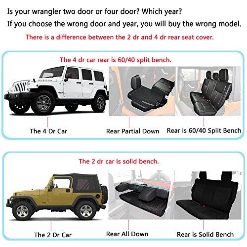Amazing Leader Accessories 2007 Jeep Wrangler 4 Door Unlimited Pdpeps Interior Chair Design Pdpepsorg