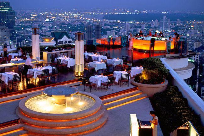 Sky Bar Bangkok Sky Bar Rooftop Bar Bars For Home