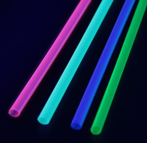 Neon Food Coloring Black Light | Drinking Straws (Bag of 250 ...