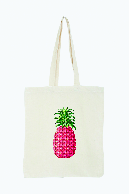 Fruit piña - diagrama | Punto de cruz - Patrones | Pinterest | Punto ...
