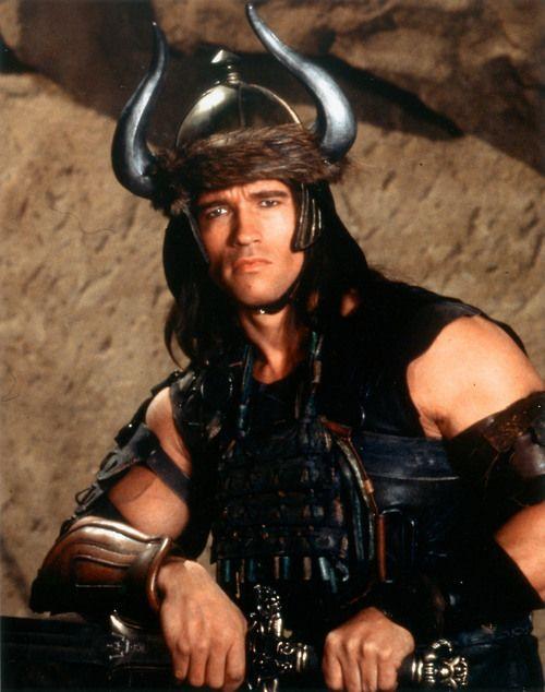 Arnold Conan Barbaro Conan O Barbaro Vikings
