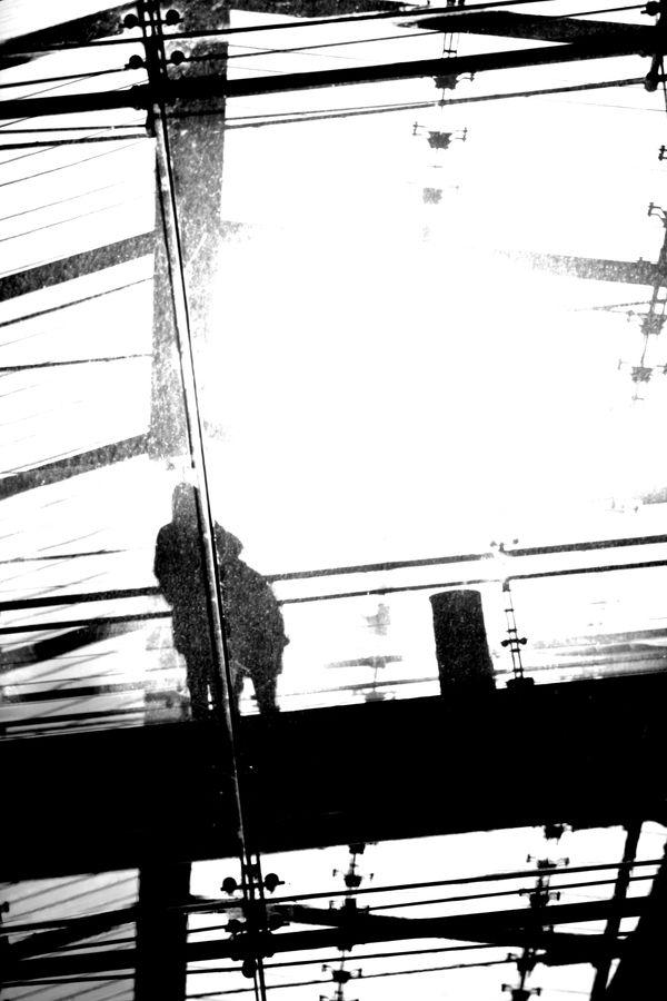 Shadow on the Sun by Cédric Le Men on 500px