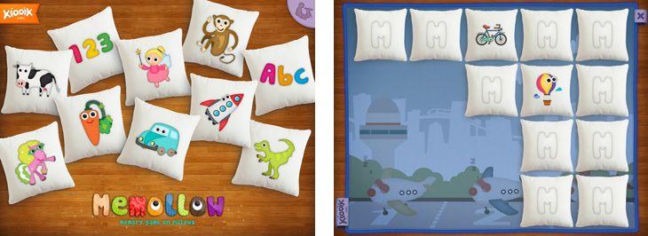Review Memollow iPad App Parental control apps, Ipad