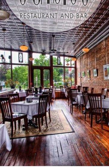 Edibles Restaurant And Bar Rochester New York Restaurant Restaurant Bar City House