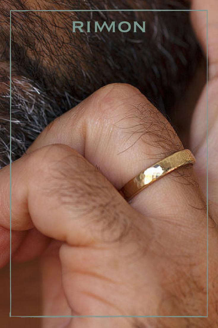 Mens Wedding Ring Unique Mens Wedding Band Mens Rustic Etsy Mens Wedding Bands Unique Mens Rustic Wedding Bands Mens Gold Wedding Band