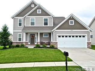 2652 Cheyenne Wells Dr Belleville Il 62221 Zillow House Styles Mansions Home