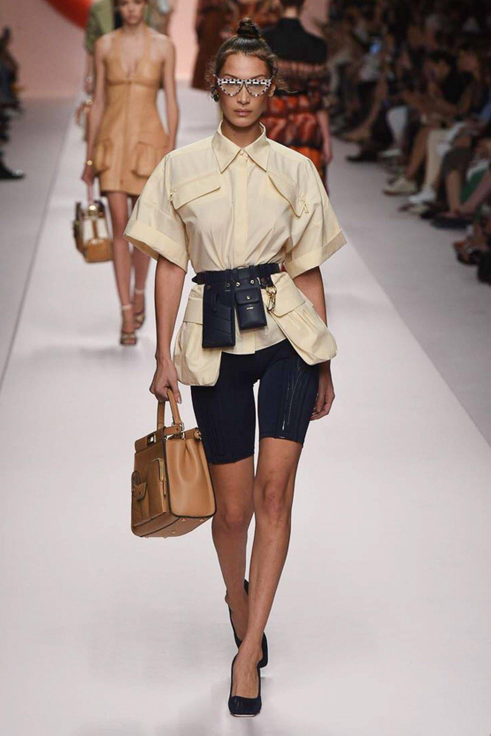 Fendi Spring/Summer 2019 Ready-To-wear
