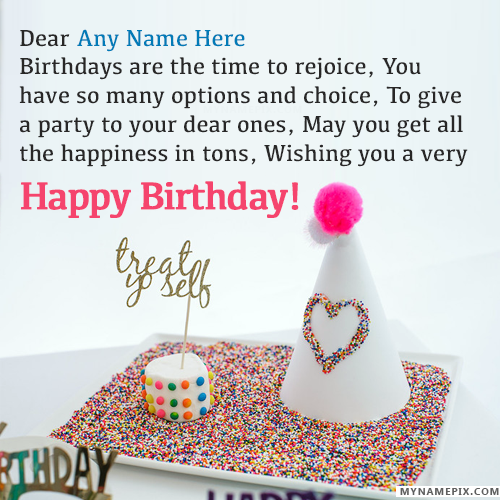 Happy Birthday Wishes By Name ~ Birthday wishes for friends with name happy pinterest birthdays