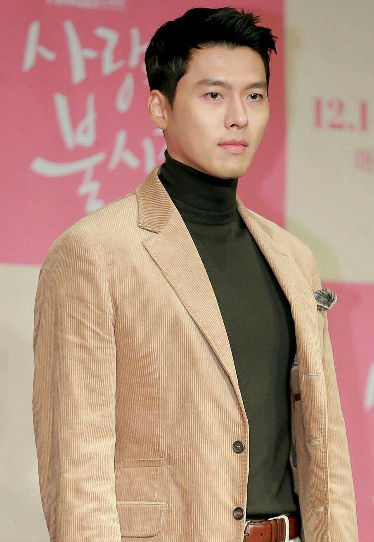 Pin oleh awalia haolina miranti di Hyun Bin di 2020