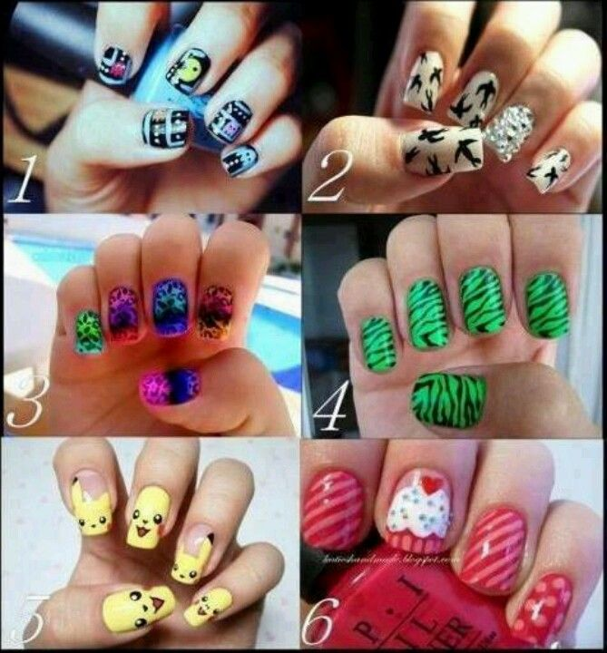Wanting to have professional nail designs | Nail Art | Pinterest ...