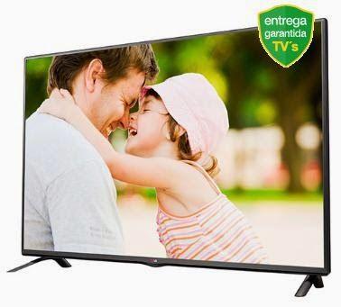 """TV LED LG 42"""" 42LB5500 Full HD, por R$ 1.999,00"""