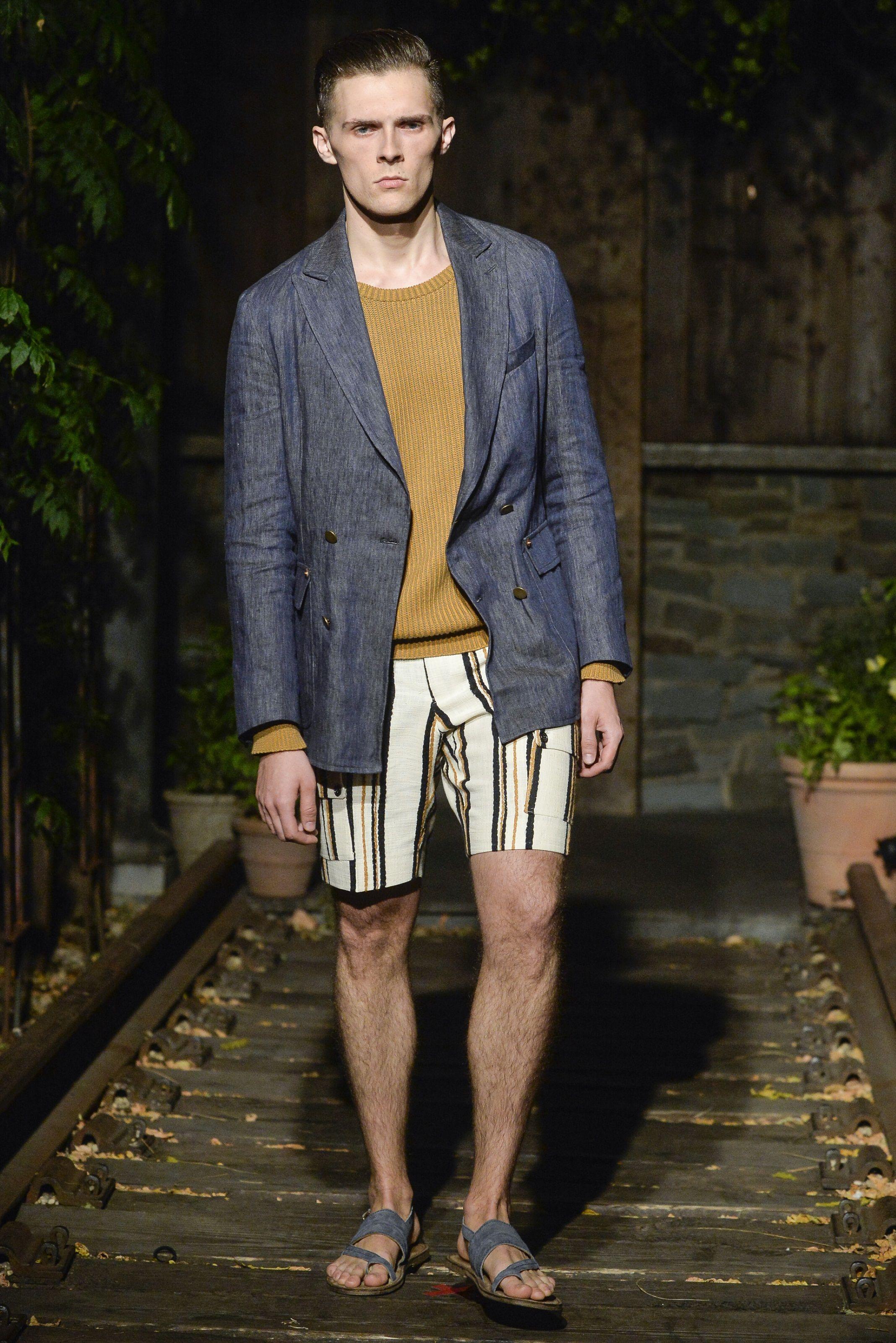 18 #primaveraverano2014 #BillyReid #tendencias2014 #fashionmen Cortesia: www.vogue.it