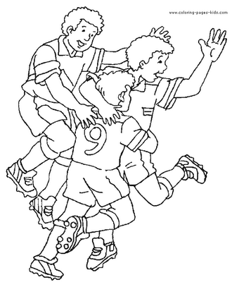 Disney Coloring Pages Sport Coloring Page For Kids Ausmalbilder Malvorlagen Fur Kinder Ausmalen