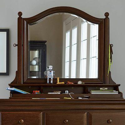SmartStuff Furniture Classics 4.0 Rectangular Dresser Mirror