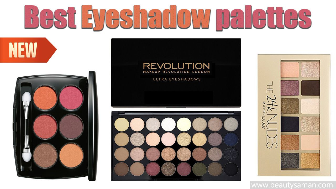 Top 5 Best Eyeshadow Palettes, Reviews only Available at