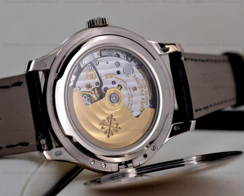 Patek Philippe Calatrava 5227g 001 37 300 Msrp 39 Mm White Gold Patek Philippe Watches Patek Philippe Calatrava Watches For Men