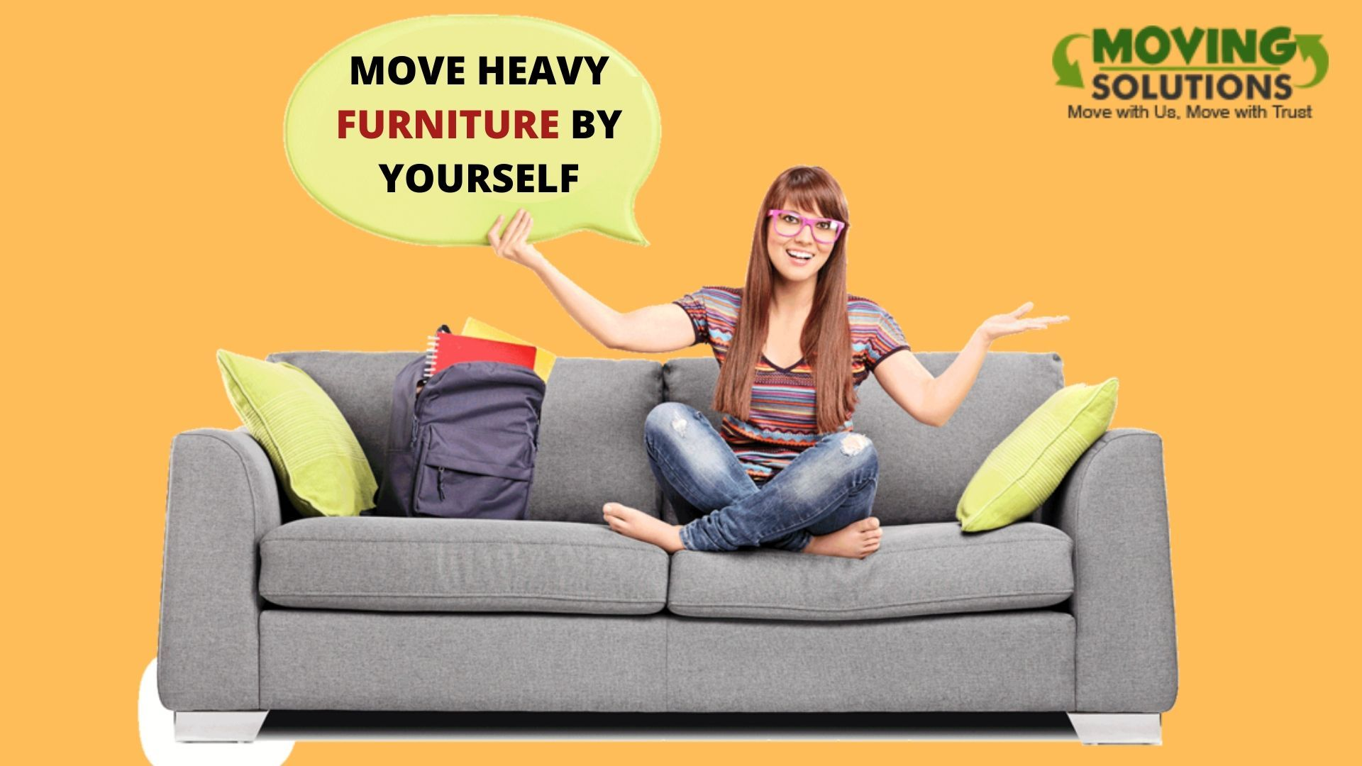 How To Move Heavy Furniture By Yourself In 2020 Packers Movers