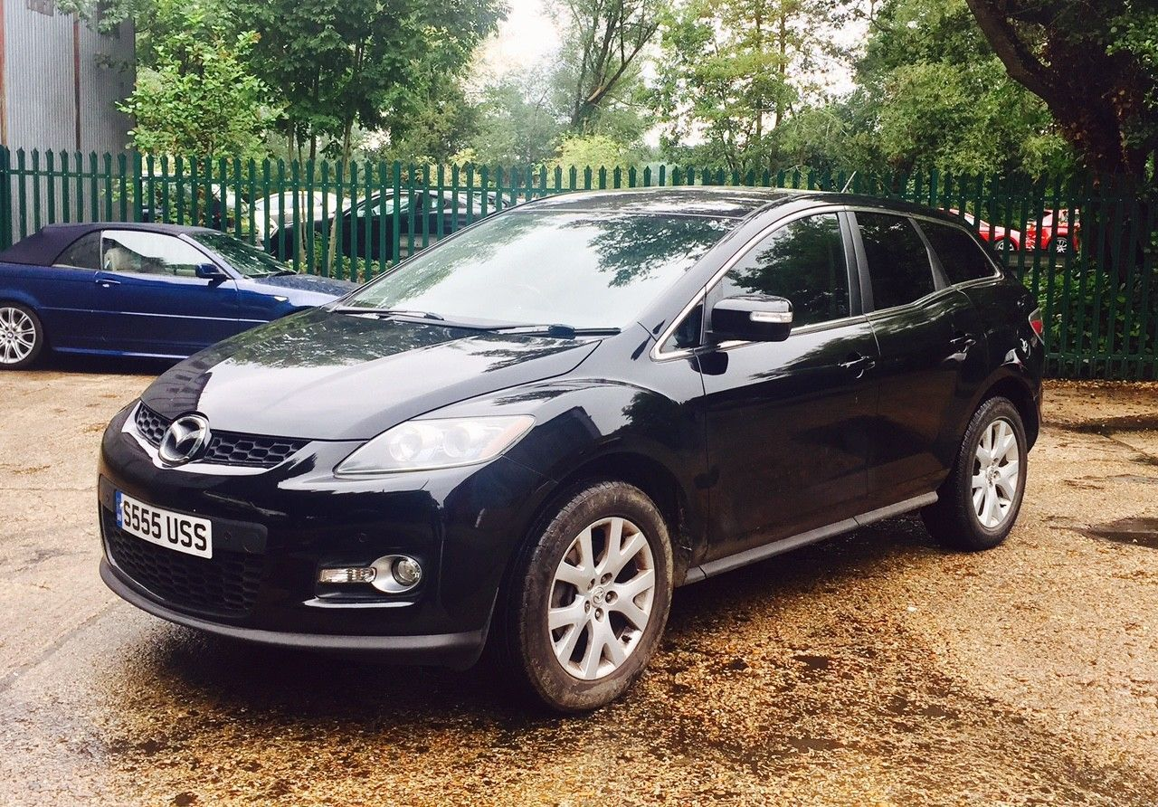 Mazda mazda 2.3 turbo : eBay: Mazda cx7 4x4 2007 low mileage 2.3 turbo needs transfer box ...