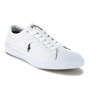 Ralph Lauren Sneakers Churston Pure White
