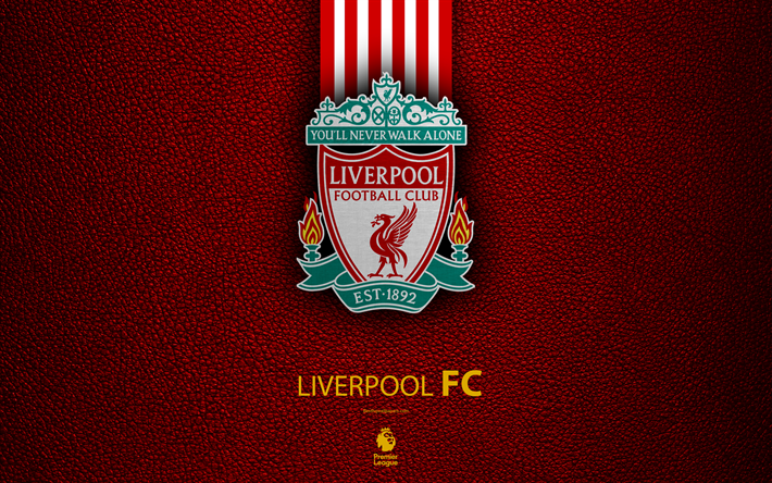 Download wallpapers Liverpool FC, 4K, English football