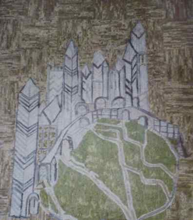 Mosaik Berlin 3 bilder