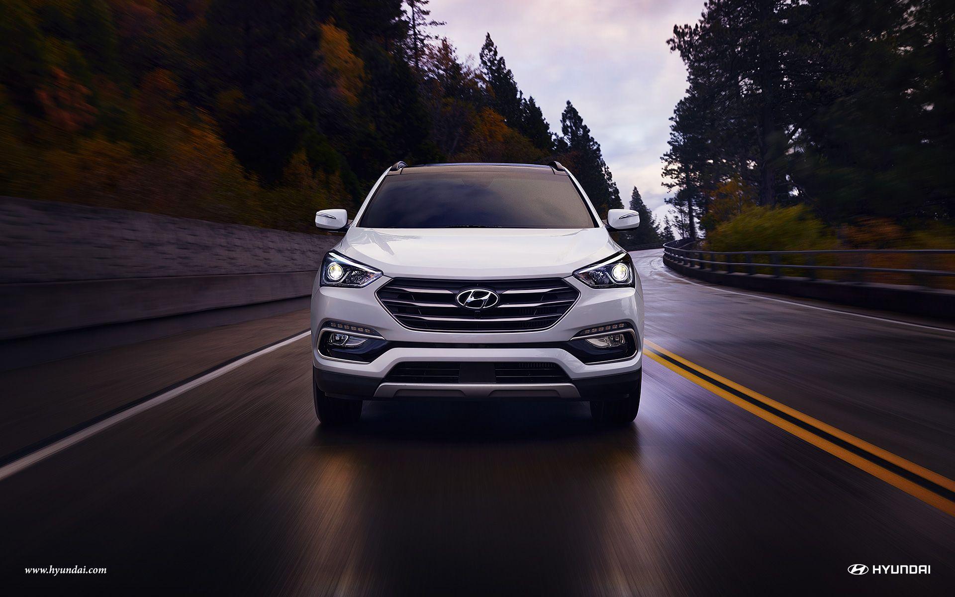 2017 Hyundai Santa Fe sport turbo Ultimate Hyundai santa
