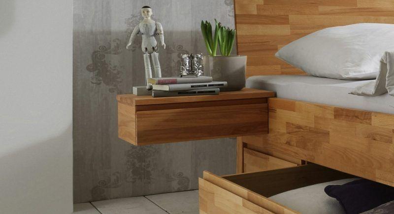 Nachttisch Zum Einhangen Praktische Schlafzimmerlosung Tisch