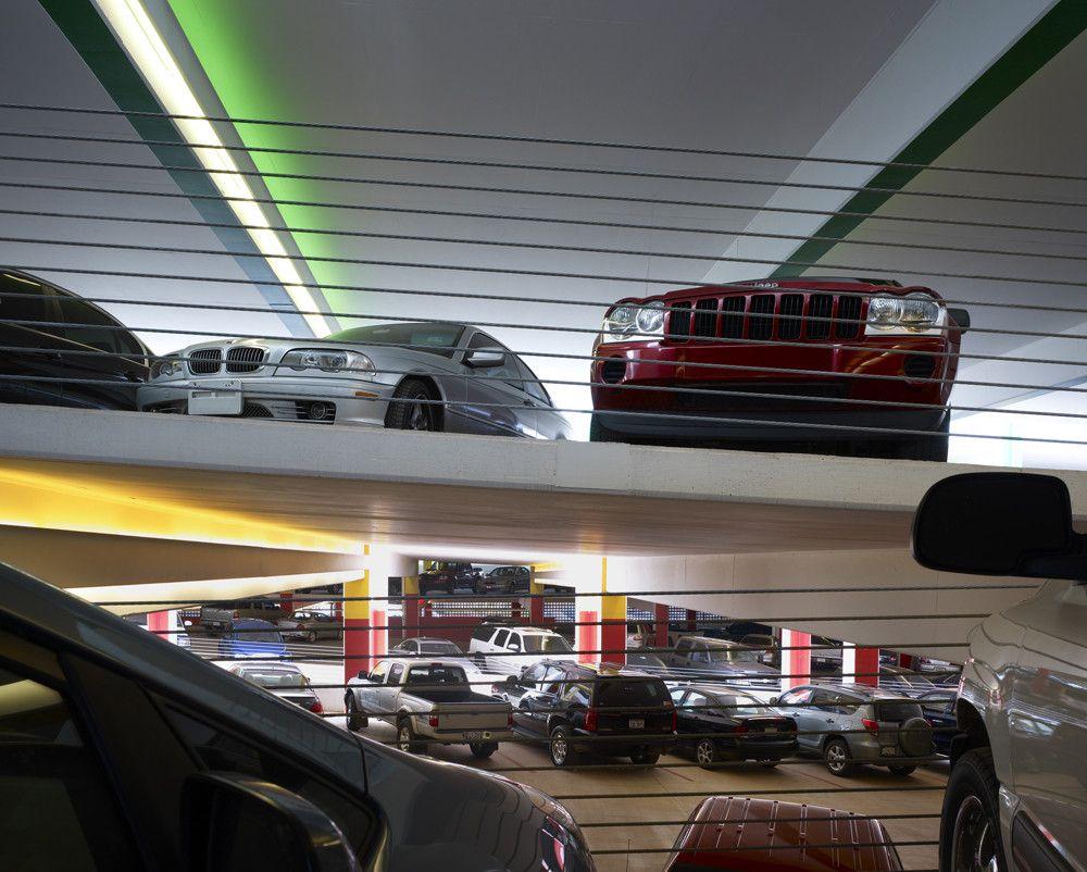 Design of car parking - Gallery Of Car Park One Elliott Associates Architects 9