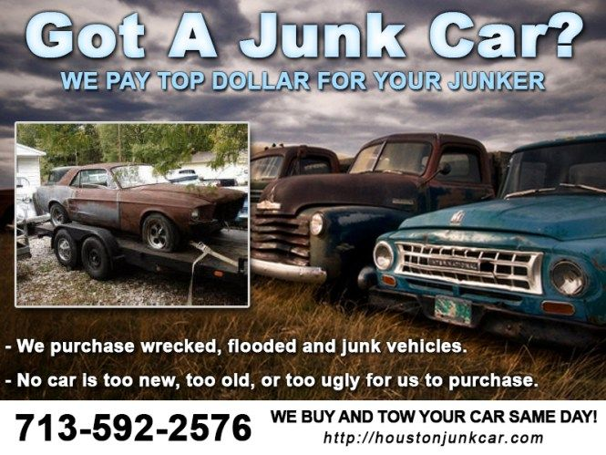 Sell My Junk Car With Images Car Buyer Car Cash Today