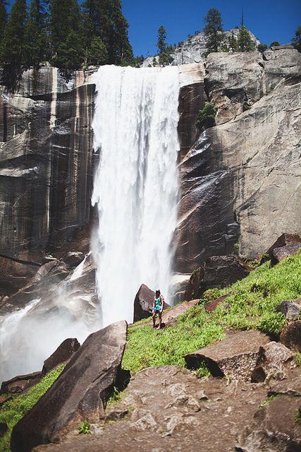 Vernal Falls, California