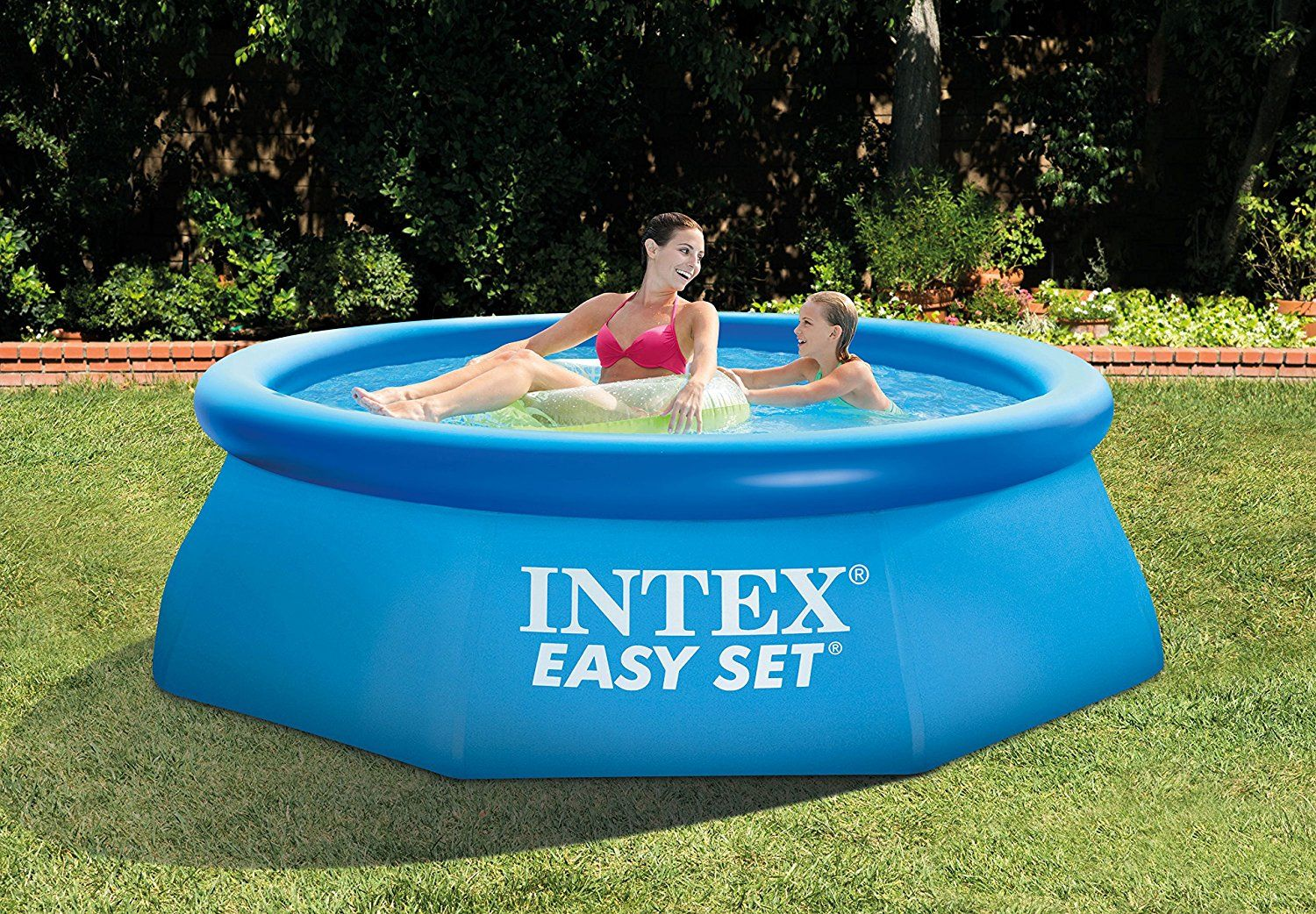 Intex Easy Set Pool without Filter - Blue, 8\' x 30\
