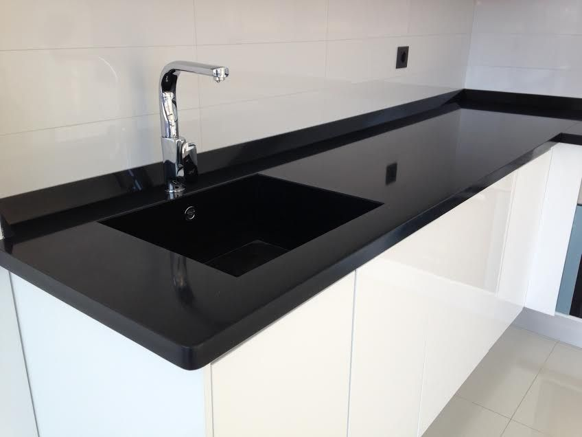 Silestone Sink And Chrome Mixertap Cosan Development