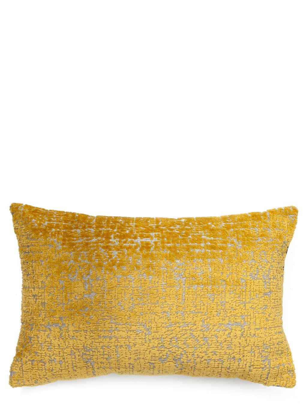 Mustard Distressed Velvet Cushion - BHS   c16   Pinterest   Bhs ...