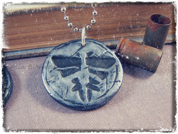 Firefly pendant the last of us polymer clay necklace by outpost8 firefly pendant the last of us polymer clay necklace by outpost8 1500 https aloadofball Choice Image