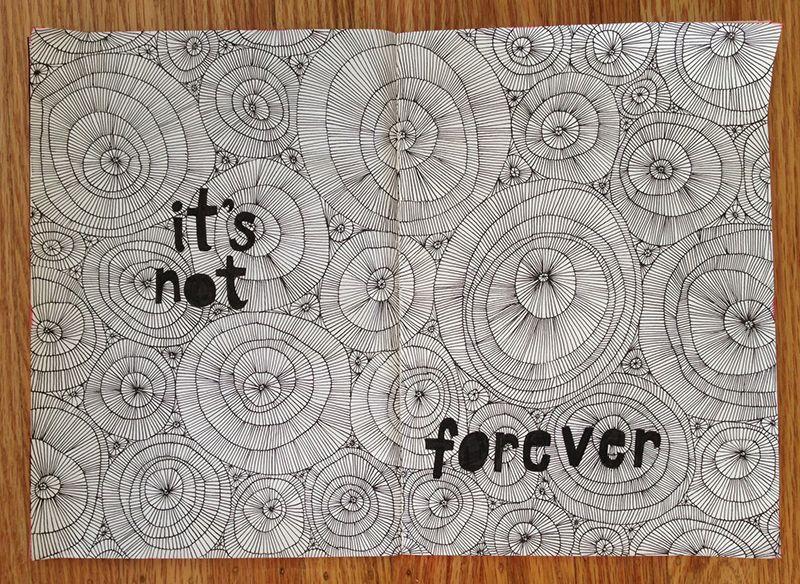 It's Not Forever – Lisa Congdon Art + Illustration