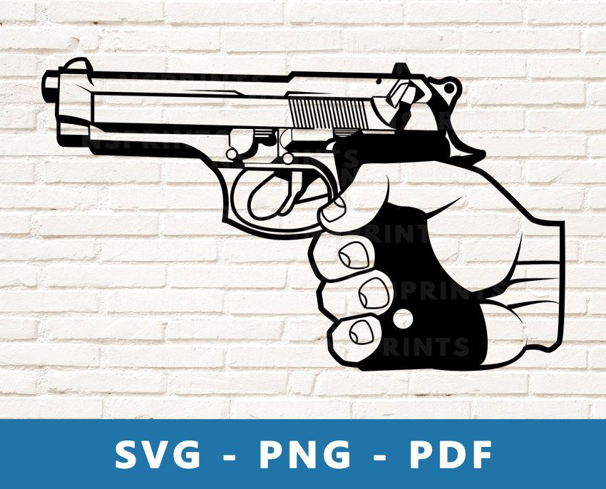 Pin On Svg Cut Files In the days before mass production, handguns were often considered a badge of office. pinterest